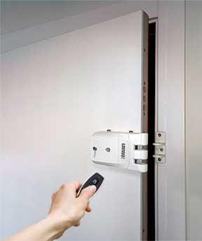 cerradura invisible romock lockey
